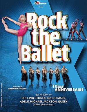 ROCK THE BALLET X CAPITOLE-EN-CHAMPAGNE spectacle de danse contemporaine