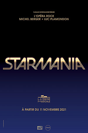 Plus d'infos sur l'évènement STARMANIA