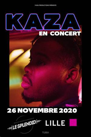 KAZA Le Splendid concert de rap hip-hop