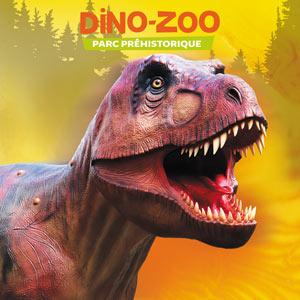 PARC DINO-ZOO + GOUFFRE DE POUDREY DINO-ZOO événement
