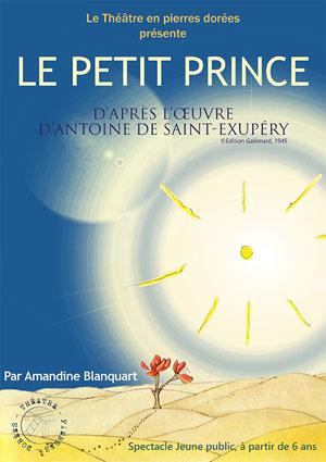 LE PETIT PRINCE THEATRE COMEDIE ODEON pièce de théâtre pour enfant