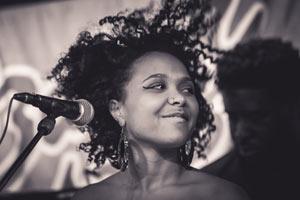 #JAZZDEDEMAIN CYNTHIA ABRAHAM Baiser Salé concert de jazz