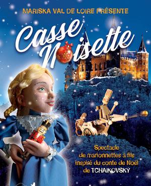 CASSE-NOISETTE Le Theatre De Jeanne pièce de théâtre pour enfant