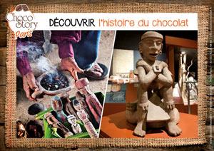 Plus d'infos sur l'évènement MUSEE GOURMAND DU CHOCOLAT