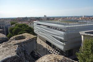 MUSEE DE LA ROMANITE Musée de la Romanité visite de musée