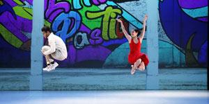 JOSE MONTALVO Espace Albert Camus spectacle de danse contemporaine