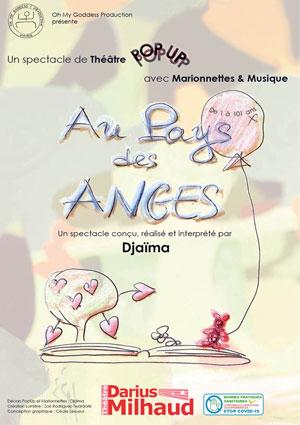 AU PAYS DES ANGES Théâtre Darius Milhaud conte