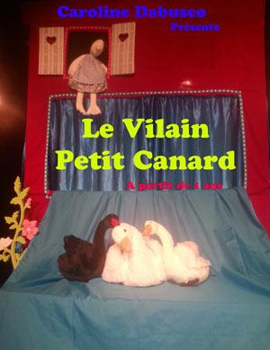 LE VILAIN PETIT CANARD PALAIS DU RIRE spectacle pour enfant