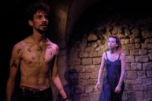 GEOGRAPHIE DE L'ENFER Théâtre Essaion de Paris pièce de théâtre contemporain