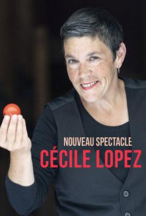 Plus d'infos sur l'évènement CECILE LOPEZ