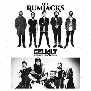 Plus d'infos sur l'évènement THE RUMJACKS + CELKILT