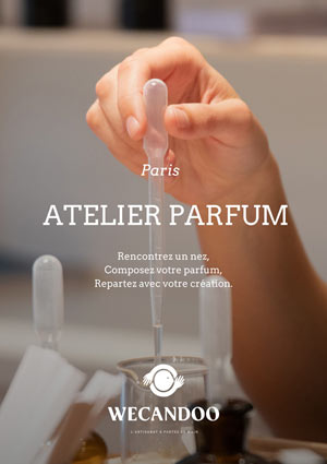 COMPOSEZ VOTRE PARFUM AVEC UN NEZ LE STUDIO DES PARFUMS atelier