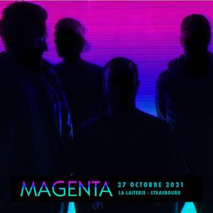 Plus d'infos sur l'évènement MAGENTA