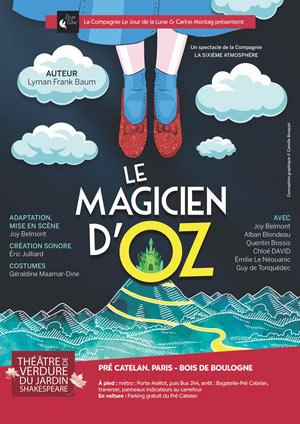 Plus d'infos sur l'évènement LE MAGICIEN D'OZ