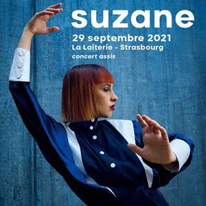 Plus d'infos sur l'évènement SUZANE