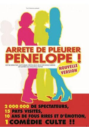 ARRETE DE PLEURER, PENELOPE ! Le Theatre De Jeanne comédie, pièce de théâtre d'humour