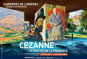 Plus d'infos sur l'évènement CÉZANNE, LE MAÎTRE DE LA PROVENCE
