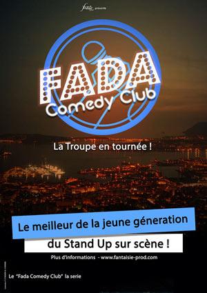 Plus d'infos sur l'évènement FADA COMEDY CLUB