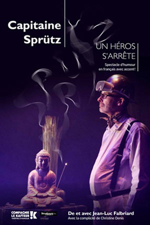 Plus d'infos sur l'évènement CAPITAINE SPRUTZ