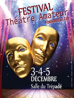 FESTIVAL THEATRE AMATEUR 2021 Salle du Trépadé événement