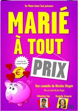 MARIE A TOUT PRIX La Boite à Rire Lille spectacle de café-théâtre