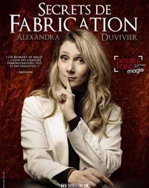 SECRETS DE FABRICATION Le Double Fond revue, cabaret