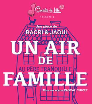 UN AIR DE FAMILLE THEATRE COMEDIE DE LILLE comédie, pièce de théâtre d'humour