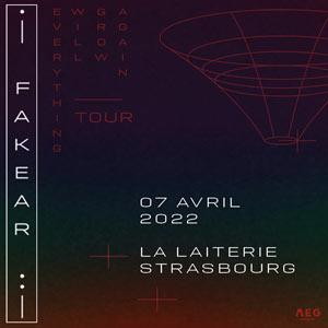 FAKEAR La Laiterie concert d'électro