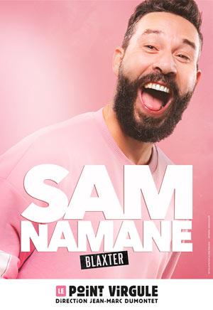 SAM NAMANE THEATRE POINT-VIRGULE one man/woman show