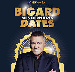 One man/woman show JEAN-MARIE BIGARD