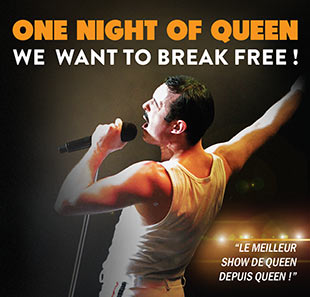 Variété internationale ONE NIGHT OF QUEEN PERFORMED BY GARY MULLEN &THE WORKS LE MANS