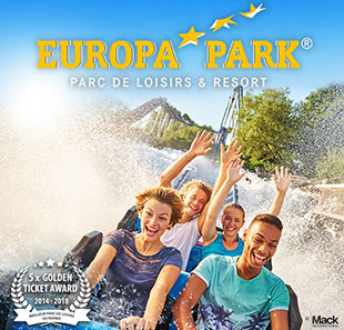 EUROPA-PARK RUST - ALLEMAGNE