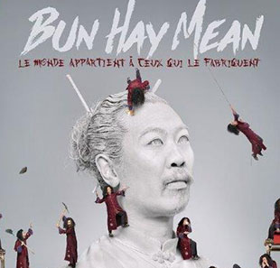 One man/woman show BUN HAY MEAN LE MONDE APPARTIENT A CEUX QUI LE ST GREGOIRE