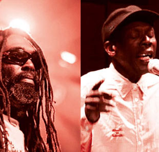 Reggae ANTHONY JONHSON ROD TAYLOR BOB WASA & THE POSITIVE ROOTS BAND BOULOGNE SUR MER