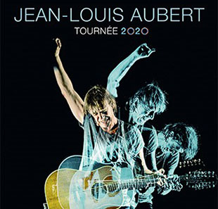 Pop-rock/Folk JEAN LOUIS AUBERT - OLO TOUR 2020