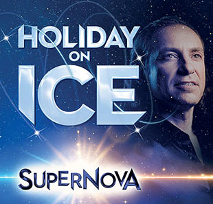 Spectacle sur glace HOLIDAY ON ICE -TOURNEE 2020