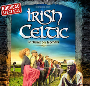 Danse traditionnelle IRISH CELTIC LE CHEMIN DES LEGENDES FLOIRAC