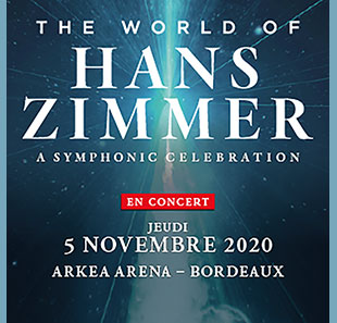 Musique de film THE WORLD OF HANS ZIMMER FLOIRAC