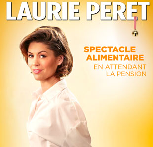 One man/woman show LAURIE PERET 2020 - SPECTACLE ALIMENTAIRE