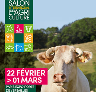 Salon/Foire SALON DE L'AGRICULTURE 2020 PARIS
