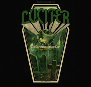 Hard-rock/Métal LUCIFER + YEAR OF THE GOAT STRASBOURG