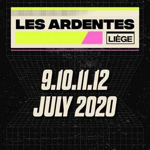 Pop-rock/Folk FESTIVAL LES ARDENTES 2020 LIEGE