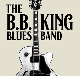 Blues/Country THE BB KING BLUES BAND PARIS
