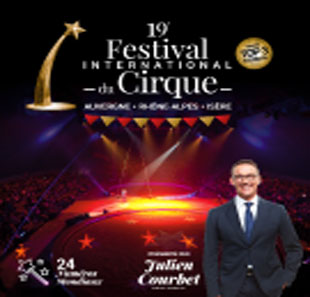Cirque traditionnel 19E FESTIVAL INT.DU CIRQUE AUVERGNE RHONE-ALPES ISERE GRENOBLE
