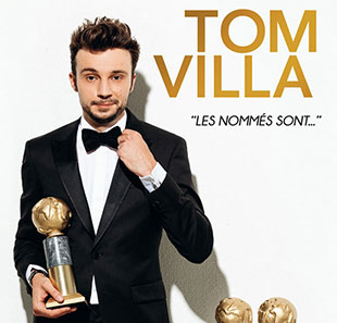 One man/woman show TOM VILLA DANS