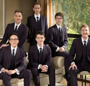 Chant choral THE KING'S SINGERS HENRY VIII,BYRD,TOMKINS,PURCELL... PARIS