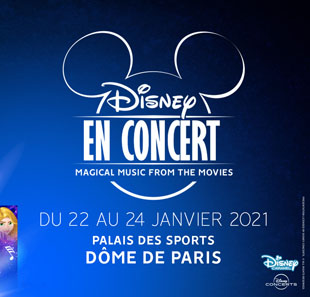 Film DISNEY EN CONCERT MAGICAL MUSIC FROM THE MOVIES PARIS