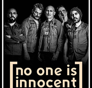 Hard-rock/Métal NO ONE IS INNOCENT + CACHEMIRE TOULOUSE