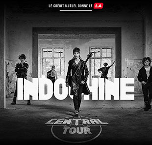 Pop-rock/Folk INDOCHINE 2022
