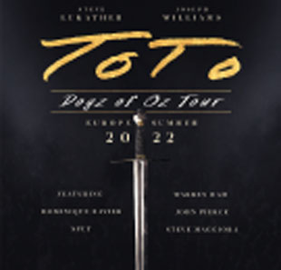 Pop-rock/Folk TOTO DOGZ OF OZ TOUR +...+... VITROLLES